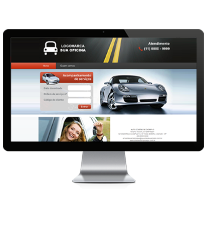 Programa para oficina mec nica automotiva sistema de for Caixa oficina internet